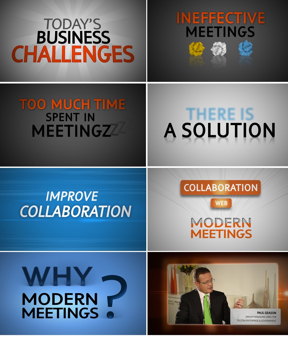 Telstra Modern Meetings Explained