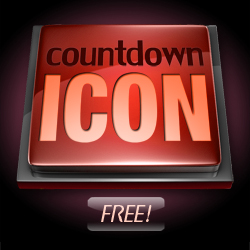 Countdown Icon - Free